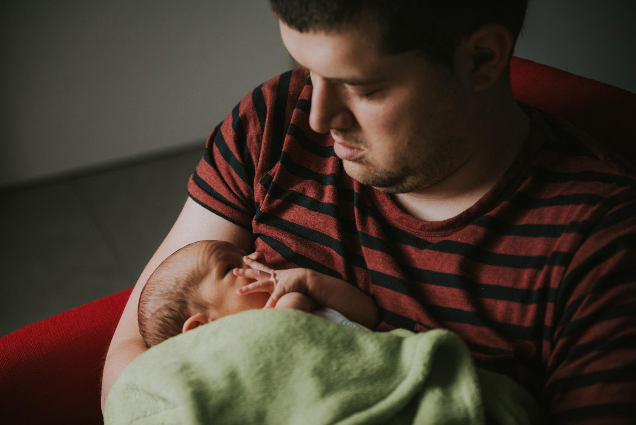 Tips om je pasgeboren babytje te fotograferen